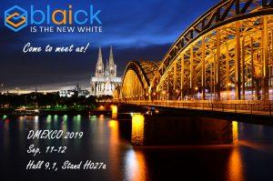 Meet Blaick @DMEXCO-19